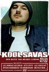 Cover Kool Savas - Der beste Tag meines Lebens [DVD]